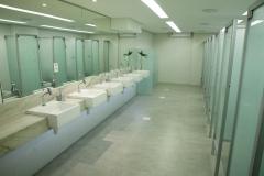 Toalete Feminino.